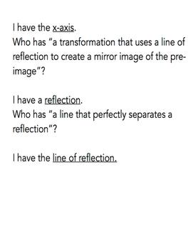 Reflectiolns