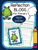 Reflection BLOG for Primary