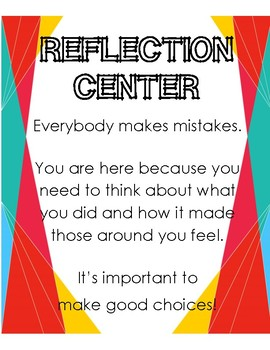 Reflection Center