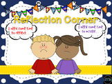 Reflection Corner {Classroom/Behaviour Management}