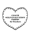Reflection Documents for Coaching to help Teachers