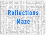 Reflection (Geometric Transformations) Maze