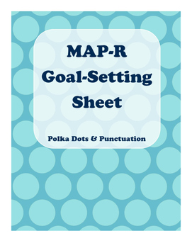 Reflection & Goal-Setting for MAP-R Assessment