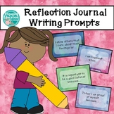 Reflection Journal Writing Prompts
