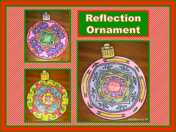 Reflection Ornament for the Holidays