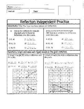 Reflection Practice