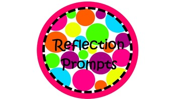 Reflection Prompts