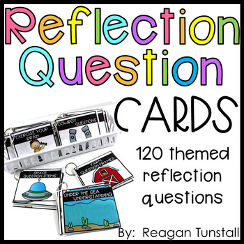 Reflection Question Cards