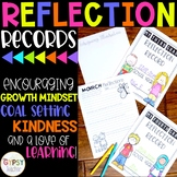 Reflection Journal - Reflection Records for the Year!