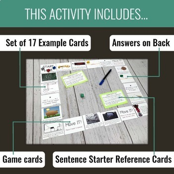 Reflection, Refraction, & Shadows Review Game Activity
