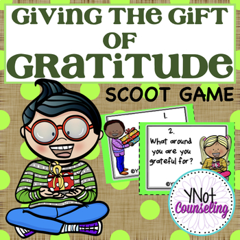 Gratitude: Unwrapping the Gift of Gratitude