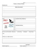 Reflection Sheet- Upper Elementary
