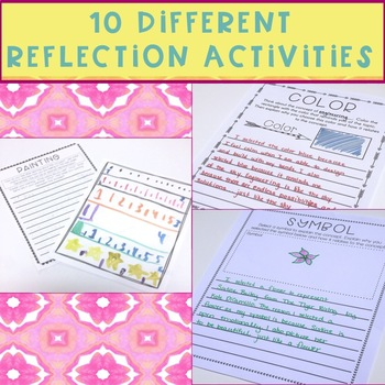 Reflection Sheets For Any Concept