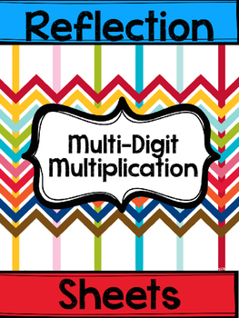 Reflection Sheets for Multiplication Units