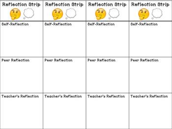 Reflection Strips