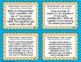 Reflection Task Cards for Interactive Notebooks { 4th Grad