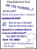 Reflection Tool for Vlogs about books