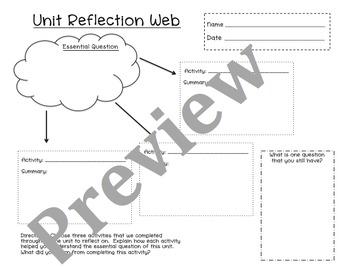 Reflection Web Set