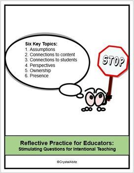 Reflective Practice: Intentional Teaching