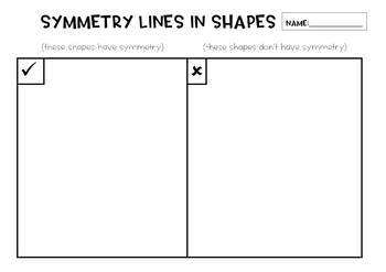 Reflection and Symmetry for Juniors, with teacher notes, answer sheet, 19pgs