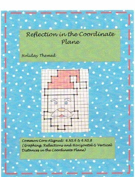 Reflection (x-axis and y-axis) in the Coordinate Plane