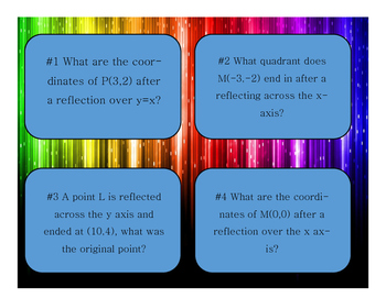 Reflections Activity
