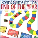 End of the Year File Folder Game: Counseling Game End of the Year Activity