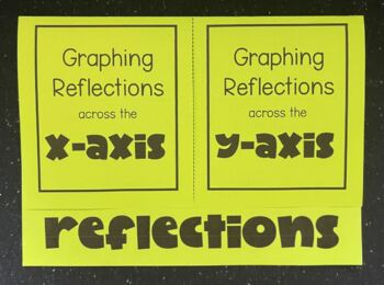 Reflections (Foldable)