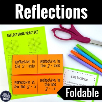 Reflections Foldable