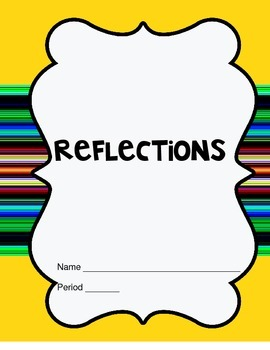 Reflections Packet