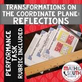 Reflections Performance Task 8th Grade Math
