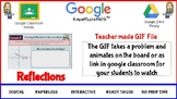 Reflections Teacher Made Gif File