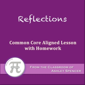 Reflections (Lesson with Homework)