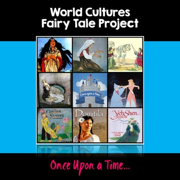 Reflections of Culture: Fairy Tales from Around the World