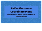 Reflections on a Coordinate Plane