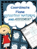 Reflections on a Coordinate Plane Matching and Assessment