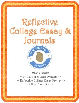 Reflective Collage Essay & Journal Prompts