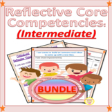 BC Core Competencies Reflection Journal for Intermediate S