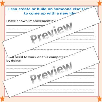 Reflective Core Competencies (Primary) Bundle