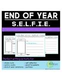 Reflective End of Year S.E.L.F.I.E. #spedprepsummer3