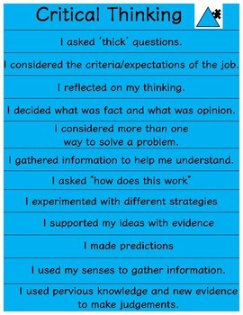 Core Competencies - Reflective I-Statement Sort