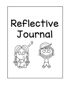 Reflective Journal Cover