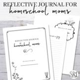 Reflective Journal for Homeschool Moms