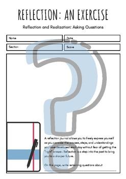 Reflective Journaling Exercises