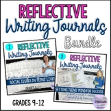 Reflective Writing Journals for Teens Bundle