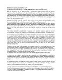 Reflective Learning Journal Task of Teaching Methodologies.