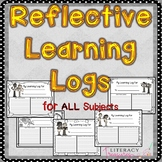 Reflective Learning Logs for All Subjects
