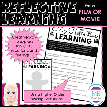 Reflective Learning Questions - MOVIE/ VIDEO CLIP