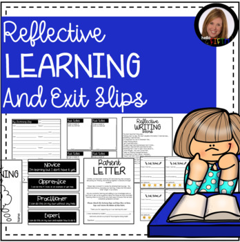 Reflective Learning and Exit Tickets