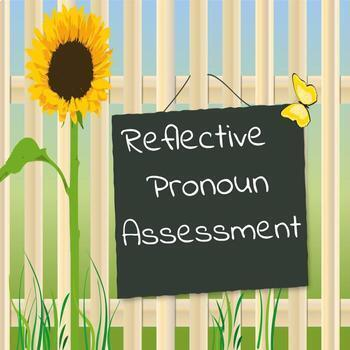 Reflective Pronoun Assessment